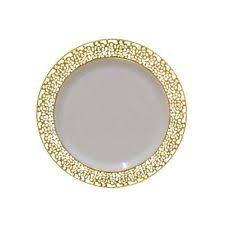 plates for wedding wedding plastic plates ebay