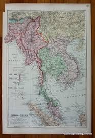 Stanford Maps Antique Maps And Charts U2013 Original Vintage Rare Historical