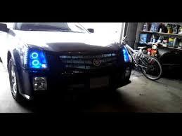 2004 cadillac srx headlight assembly wired ridez 07 cadillac srx hd showcar