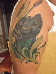labrador tattoo my body is a canvas pinterest labradors