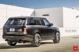range rover silver 2015 vossen wheels land rover range rover vossen flow formed series
