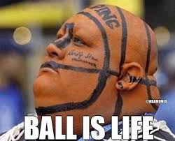 Ball Is Life Meme - pin by marc iguban on ball is lyf pinterest nba memes nba and