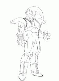 dbz super buu coloring pages coloring home