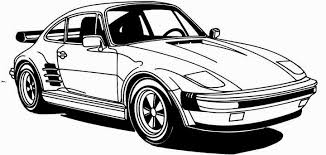 sports cars coloring pages free printable fun 15423