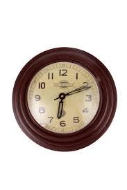 anasa designer decorative wall clock for home kitchen living room