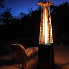 How To Light A Patio Heater Garden Radiance Flames Pyramid Outdoor 34 000 Btu Propane