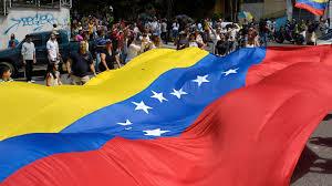 Venezual Flag Venezuela Bans Protests Ahead Of Vote Cnn