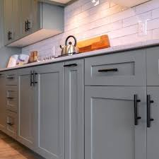black kitchen cabinets with black hardware 7 kitchen cabinet design trends make your kitchen cabinets