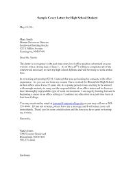 sample cover letter student internship stibera resumes