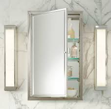 decor restoration hardware medicine cabinet recessed mirror