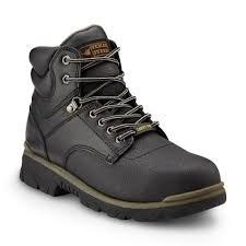 Firefighter Station Boots Canada by Texas Steer Men U0027s Maximus Steel Toe Work Boot