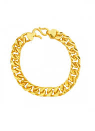 classic gold bracelet images Bracelets menjewell simple but classic gold imported quality jpg