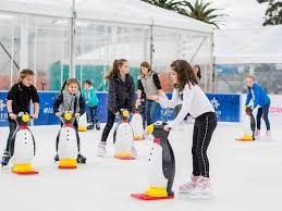 st kilda u0027s winter garden ice rink things to do in melbourne