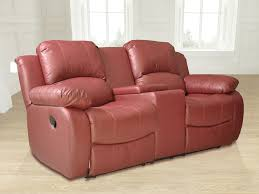 2 Seat Leather Reclining Sofa Recliners Chairs U0026 Sofa Seater Leather Recliner Sofa With Best