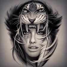 best 25 tiger head tattoo ideas on pinterest tiger head white