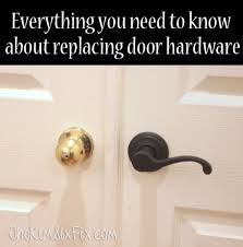 Replacement Hardware For Bedroom Furniture by Everything You Need To Know Before Replacing Your Door Hardware