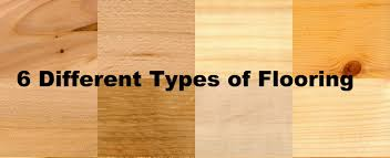 Types Of Flooring Materials 6 Different Types Of Flooring Attractive Different Type Of