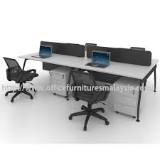 Office Table With Partition Modern Office Team Workstation Table End 8 29 2018 2 15 Pm