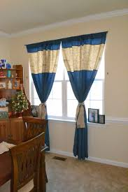dining room curtains diy danielle