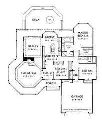 Cottage Floor Plans One Story House Plan Of The Week The Kenningstone 1166 Ranch