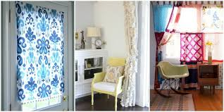 Picture Window Treatments Diy Window Treatments Diy Curtains And Shades