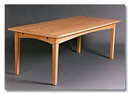 Cherry Dining Table Dining Table David Burling And Custom Furniture Santa Fe Nm
