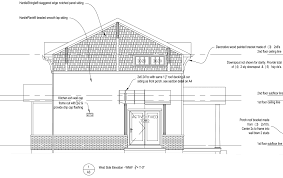 house plan side entry elevation 2nd story addition floor prime