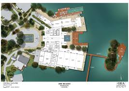 lake bellagio council approved plans