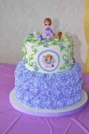 sofia the birthday cake princess sofia cake pinteres