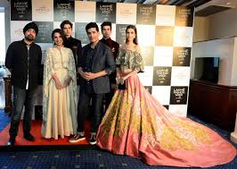 preview of manish malhotra u0027s lfw winter festive 2016 collection