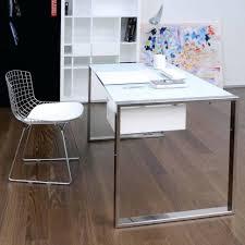 Small Black Desk Canada Interior Acrylic Desk Shelf Double Computer Desk Black Computer