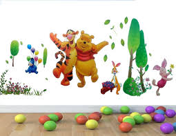 Wall Sticker Warehouse Large Winnie The Pooh Wall Stickers Supertechcrowntower Org
