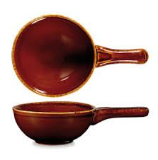 de cuisine de de cuisine rustics simmer brown skillet pan 24 5cm 9 6