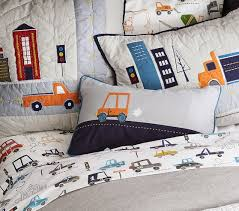 Navigate To Pottery Barn Things That Go Quilt Pottery Barn Kids