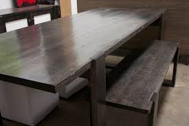 Bench Seating For Dining Room by Dining Table With Bench Seats Dining Tables