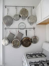 Best Way To Organize Kitchen Cabinets by Best 25 Pan Storage Ideas On Pinterest Pan Organization