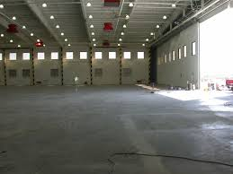 Industrial Concrete Floor Coatings Industrial Aviation Industrial Epoxy Flooring Installation Case