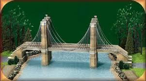 bridge in the city