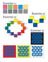 mrs fewins digital media color wheel analogous complementary idolza