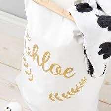 personalised sacks for children decore