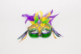mardi gras feathers 7 mardi gras mask w feathers the mardi gras collections