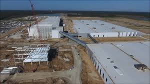 volvo cars usa volvo cars usa operations aerial of plant youtube
