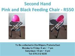 Feeding Chair For Sale Rocking Chair In Baby And Kids In Pretoria Junk Mail