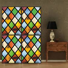 Stained Glass Window Decals Compare Prices On Plastic Window Film Online Shopping Buy Low