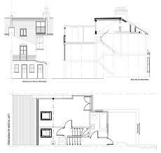 terraced house loft conversion floor plan loft conversions architectural plans for terraced house loft