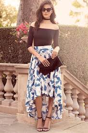 10 maxi skirt styles to stock up on this summer u2013 glam radar