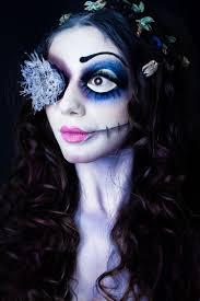 Halloween Makeup Corpse Bride Easy Corpse Bride Make Cezanne