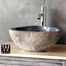 Bathroom Basins Brisbane Stone Bathroom Vessel Sinks