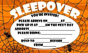 Free Printable Halloween Birthday Invitations Kids by Halloween Colorings