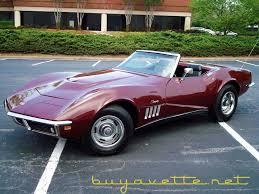 69 corvette specs 1969 corvette 454 convertible for sale at buyavette atlanta